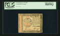 Colonial Notes:Continental Congress Issues, Continental Currency January 14, 1779 $40 PCGS Choice About New 58PPQ.. ...