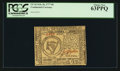 Colonial Notes:Continental Congress Issues, Continental Currency February 26, 1777 $8 PCGS Choice New 63PPQ.....