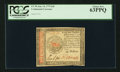 Colonial Notes:Continental Congress Issues, Continental Currency January 14, 1779 $45 PCGS Choice New 63PPQ.....