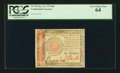 Colonial Notes:Continental Congress Issues, Continental Currency January 14, 1779 $60 PCGS Very Choice New 64.. ...