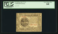 Colonial Notes:Continental Congress Issues, Continental Currency May 20, 1777 $7 PCGS Very Choice New 64.. ...