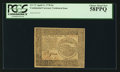 Colonial Notes:Continental Congress Issues, Continental Currency April 11, 1778 $4 PCGS Choice About New58PPQ.. ...
