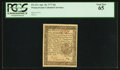 Colonial Notes:Pennsylvania, Pennsylvania April 10, 1777 6d PCGS Gem New 65.. ...
