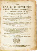 Books:Religion & Theology, [Thomas Rogers]. The Faith, Doctrine, and Religion, Professed, and Protected in the Realme of England, and Dominions of ...