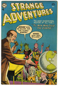 Golden Age (1938-1955):Science Fiction, Strange Adventures #47 (DC, 1954) Condition: FN/VF....
