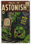 Silver Age (1956-1969):Superhero, Tales to Astonish #27 (Marvel, 1962) Condition: FR/GD....