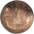 Mexico, Mexico: Republic Cap and Rays 2 Reales 1826 Mo-JM, ...