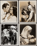 """Movie Posters:Romance, Lady of the Tropics (MGM, 1939). Photos (9) (8"""" X 10""""). Romance.. ... (Total: 9 Items)"""