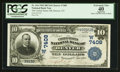 National Bank Notes:Colorado, Denver, CO - $10 1902 Date Back Fr. 616 The United States NB Ch. #(W)7408. ...