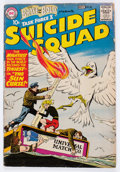 Silver Age (1956-1969):Adventure, The Brave and the Bold #26 Suicide Squad (DC, 1959) Condition: GD+....