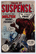 Silver Age (1956-1969):Horror, Tales of Suspense #7 (Marvel, 1960) Condition: VG....