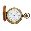 Timepieces:Pocket (post 1900), New York Standard & Bros. Pocket Watches. ...