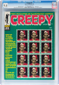Magazines:Horror, Creepy #25 (Warren, 1969) CGC NM/MT 9.8 Off-white to white pages....