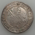 German States:Saxony, German States: Saxony. August Taler 1561-HB VF,...