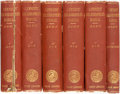 Books:Reference & Bibliography, William Thomas Lowndes. Henry G. Bohn, revisions. TheBibliographer's Manual of English Literature... London:George... (Total: 6 Items)