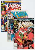 Modern Age (1980-Present):Superhero, X-Men Box Lot (Marvel, 1981-89) Condition: Average NM-.... (Total:2 Box Lots)