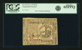 Continental Currency November 2, 1776 $2 Fr. CC-47. PCGS Gem New 65PPQ