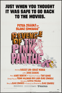 """Revenge of the Pink Panther (United Artists, 1978). One Sheet (27"""" X 41""""). Comedy"""