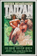 "Movie Posters:Adventure, Tarzan the Ape Man (MGM, 1981). One Sheets (2) (27"" X 41"") Regularand Advance. Adventure.. ... (Total: 2 Items)"