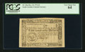 Colonial Notes:South Carolina, South Carolina December 23, 1776 $2 PCGS Very Choice New 64.. ...