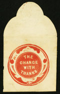 Large Size:Demand Notes, Anonymous THE CHANGE WITH THANKS. PE793. About New.. ...
