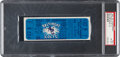 Football Collectibles:Tickets, 1959 NFL Championship Game Colts Vs. Giants Full Ticket PSA PR-FR 1 - Blue Variation. ...