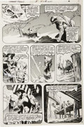 Original Comic Art:Panel Pages, Bernie Wrightson - Swamp Thing #5, page 3 Original Art (DC,1973)....