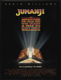 """Movie Posters:Fantasy, Jumanji Lot (Columbia, 1995). One Sheet (26.75"""" X 39.75"""") AdvanceDS and two other One Sheets. Fantasy. ... (Total: 3 Items)"""