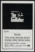 "Movie Posters:Crime, The Godfather (Paramount, 1972). One Sheet (27"" X 41""). Crime...."