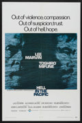 "Movie Posters:War, Hell in the Pacific (Cinerama Releasing, 1968). One Sheet (27"" X41""). War. ..."
