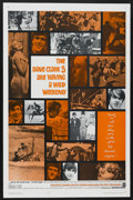 "Movie Posters:Rock and Roll, Having A Wild Weekend (Warner Brothers, 1965). One Sheet (27"" X41""). Rock and Roll. ..."