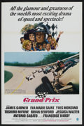 "Movie Posters:Sports, Grand Prix (MGM, 1967). One Sheet (27"" X 41""). Sports. ..."