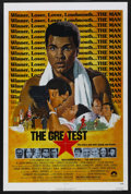 "Movie Posters:Sports, The Greatest (Columbia, 1977). One Sheet (27"" X 41""). Sports. ..."