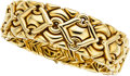 Estate Jewelry:Bracelets, Gold Bracelet, Bvlgari. ...