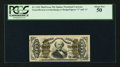 Fractional Currency:Third Issue, Fr. 1332 50¢ Third Issue Spinner PCGS About New 50.. ...
