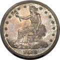 Trade Dollars, 1878-S T$1 MS64 PCGS....