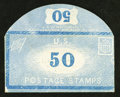 Large Size:Demand Notes, H. SMITH ENVELOPE MANUFACTURER 137 WILLIAM ST N.Y. 50 (Cents).PE685. Choice New.. ...