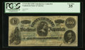 Confederate Notes:1862 Issues, CT49 $100 1862 Counterfeit.. ...