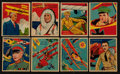 "Non-Sport Cards:Sets, 1933/34 R136 National Chicle ""Sky Birds"" Partial Set (34/108). ..."