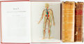 Books:Medicine, [Medicine/Anatomy]. Group of Three Books. Various publishers anddates. ... (Total: 3 Items)