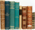 Books:Sporting Books, [Angling/Hunting]. Group of Eight Books on Angling and Hunting.Various publishers and dates. ... (Total: 8 Items)