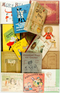 Books:Children's Books, [Children's Books.] Group of Sixteen Children's Books. Variouspublishers and dates. ... (Total: 16 Items)