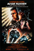 "Movie Posters:Science Fiction, Blade Runner (Warner Brothers, R-1992). Director's Cut One Sheet(27"" X 40"") DS. Science Fiction.. ..."