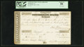 Confederate Notes:Group Lots, $1,140,000 Treasury Transfer Sight Draft April 7, 1864 PCGS AboutNew 50, CC.. ...