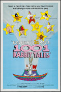 """Movie Posters:Animation, 1001 Rabbit Tales (Warner Brothers, 1982). One Sheet (27"""" X 41""""). Animation.. ..."""