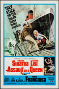 "Movie Posters:Crime, Assault on a Queen & Others Lot (Paramount, 1966). One Sheets(3) (27"" X 41""). Crime.. ... (Total: 3 Items)"