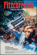 "Movie Posters:Foreign, Fitzcarraldo (New World, 1982). One Sheet (26.25"" X 39.25""). Foreign.. ..."
