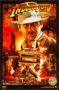 "Movie Posters:Adventure, Raiders of the Lost Ark (Paramount, R-2012). IMAX Exclusive Poster(11"" X 17""). Adventure.. ..."