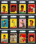 Baseball Cards:Lots, 1958 Topps Baseball Collection (800+). ...
