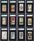 Baseball Cards:Lots, 1880's - 1920's Baseball Type Card Collection (20). ...